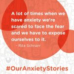 #OurAnxietyStories – The Anxiety Canada Podcast
