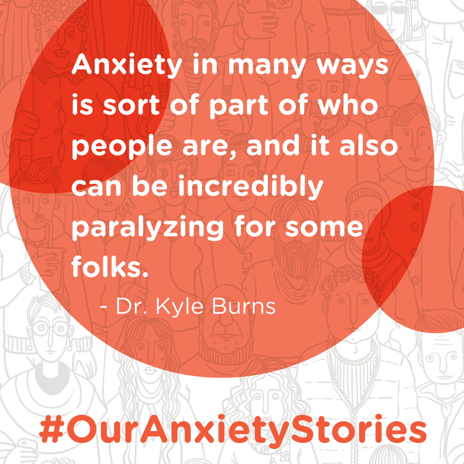 Anxiety and Mental Illness Explored with Dr. Kyle Burns