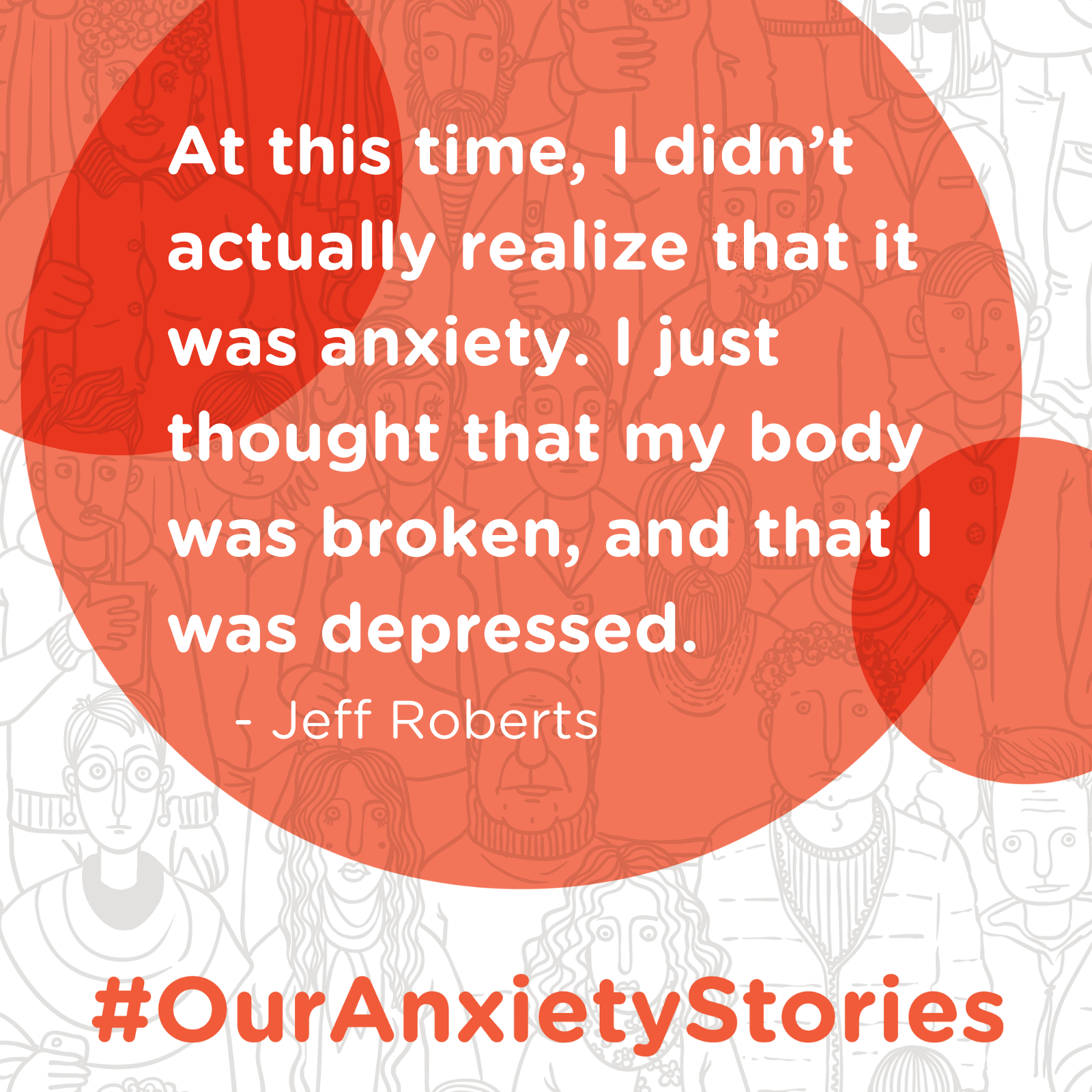 Cognitive Behavioural Therapy (CBT) Can Help with Jeff Roberts