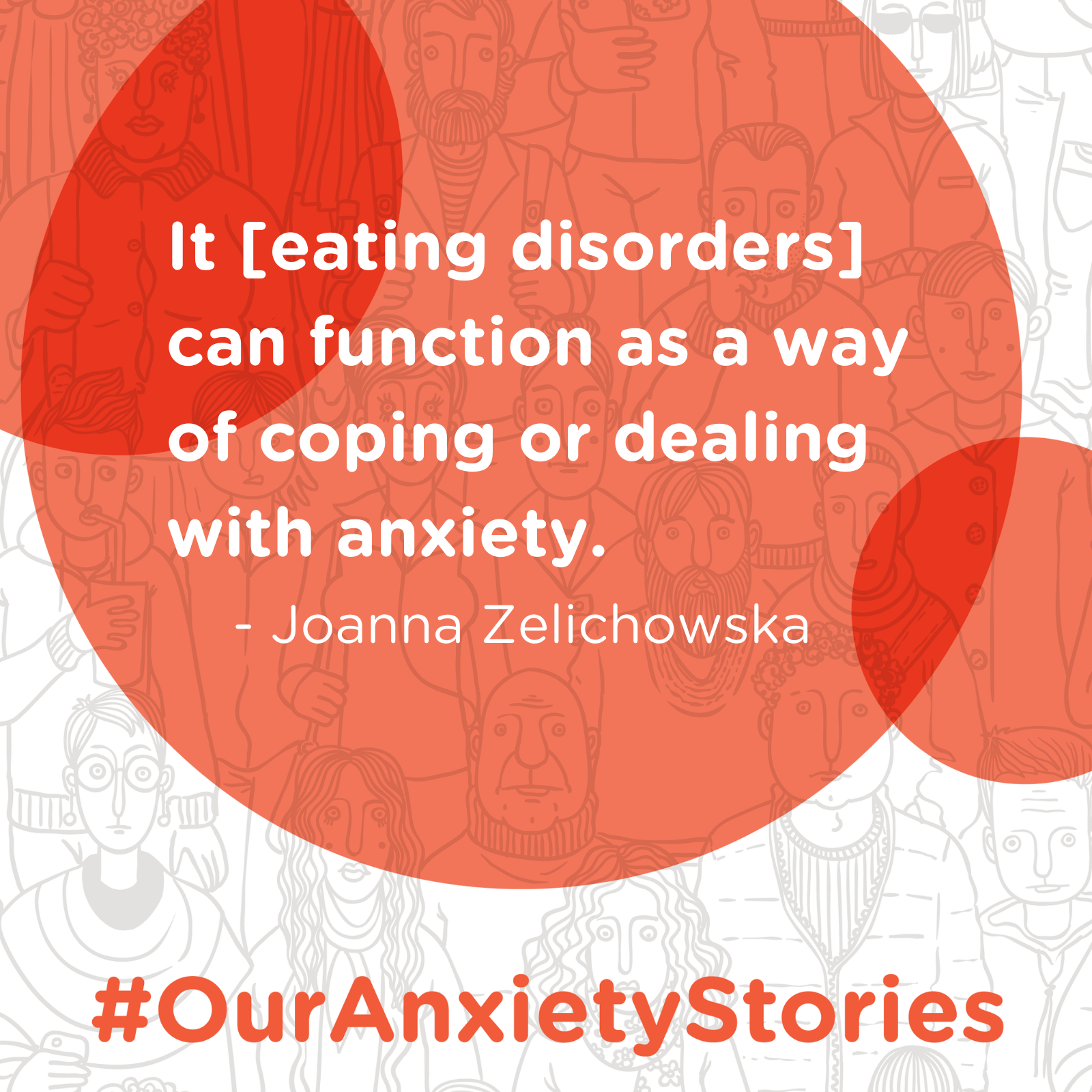Anxiety and Eating Disorders with Joanna Zelichowska