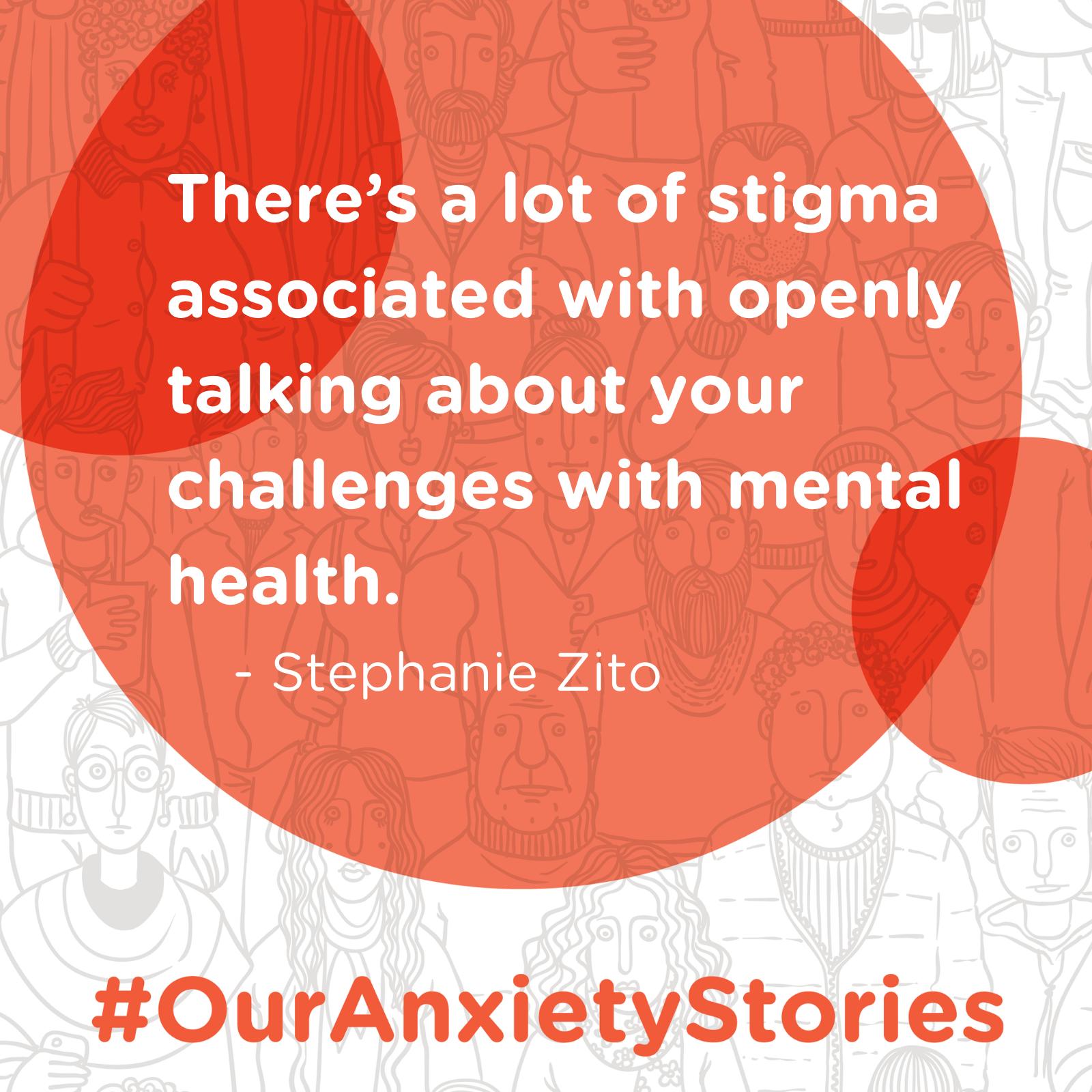 Stopping the Stigma with Stephanie Zito of Self-Care Spotlight