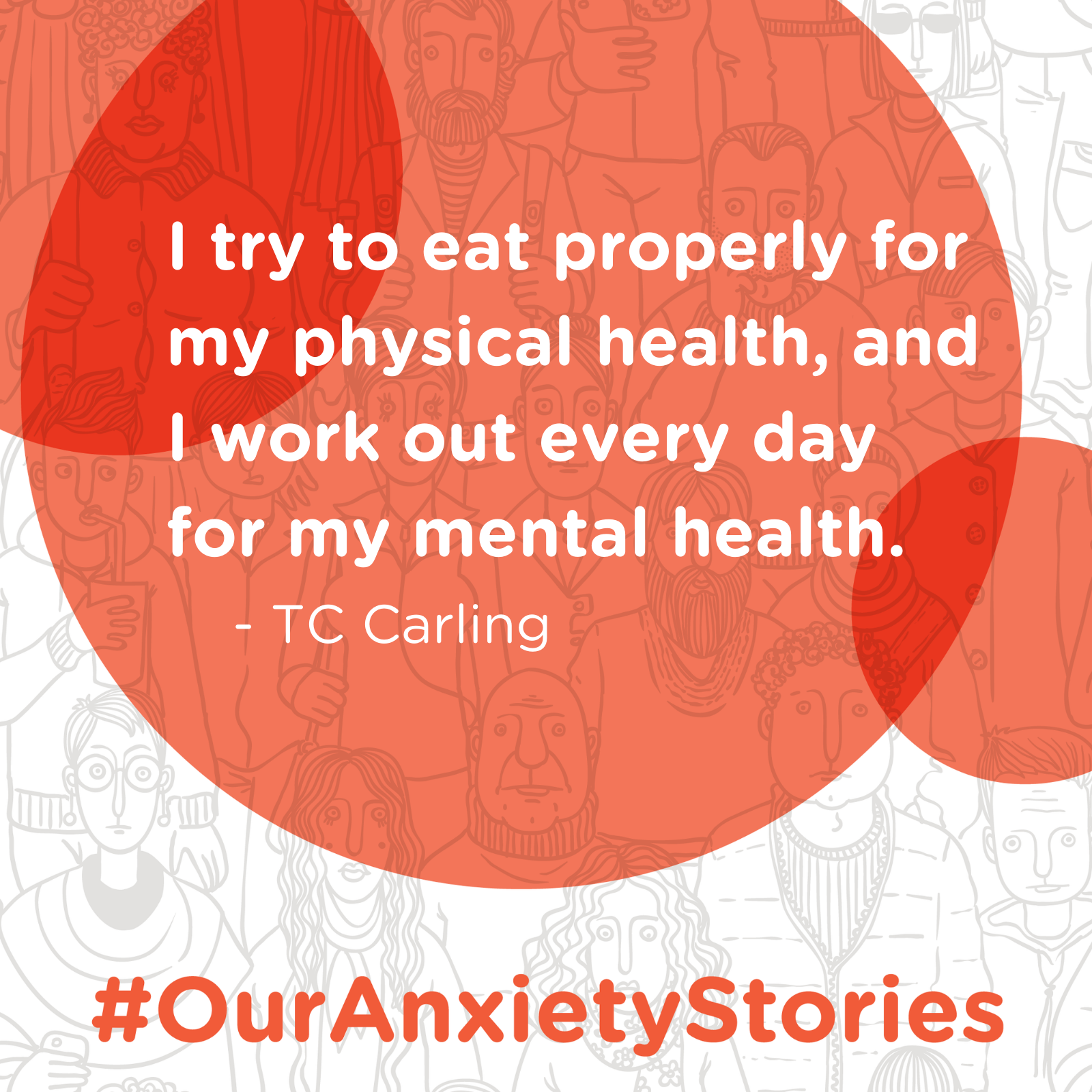 Men's Mental Health: Anxiety and More with TC Carling